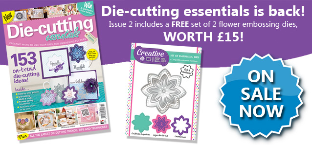 Die Cutting Essentials 2 now on sale
