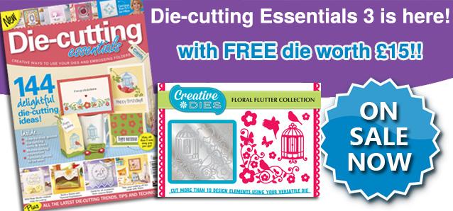 Die Cutting Essentials 3 now on sale