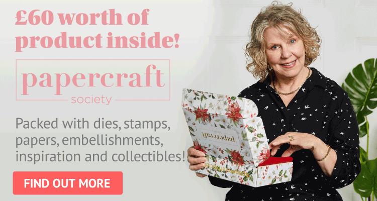 papercraft society box kit card making magic subscription