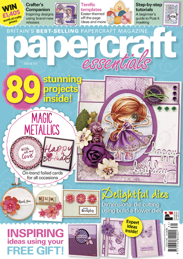 Papercraft Essentials 131