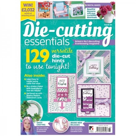 Die-cutting Essentials Issue 60