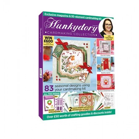 Hunkydory Cardmaking Collection Magazine & Kit #09