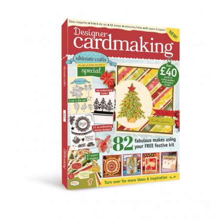 Designer Cardmaking: Ultimate Crafts Special