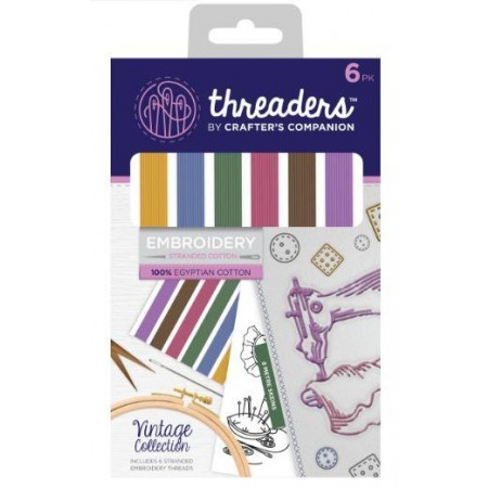 Threaders Embroidery Bundle
