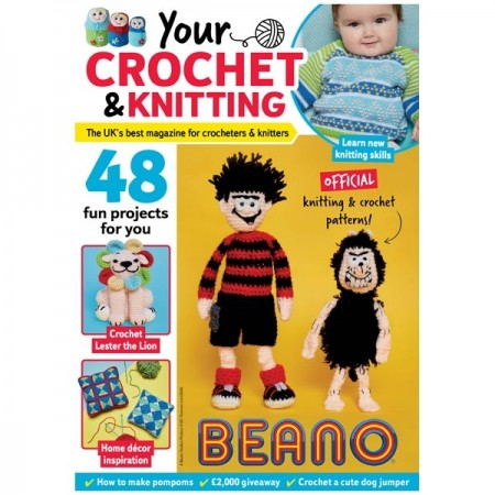 Your Crochet & Knitting Magazine Issue 15