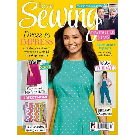 Love Sewing Magazine Issue 80