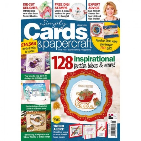 Simply Cards & Papercraft 155