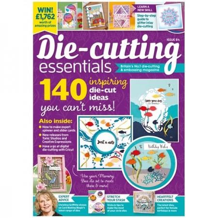 Die-Cutting Essentials Magazine Issue 64