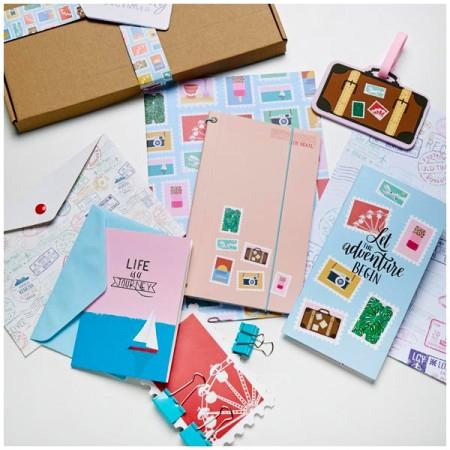 So Beautifully Organised Stationery Kit - Traveller's Delight