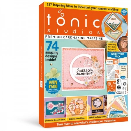 Tonic Studios Magazine & Kit Issue 12