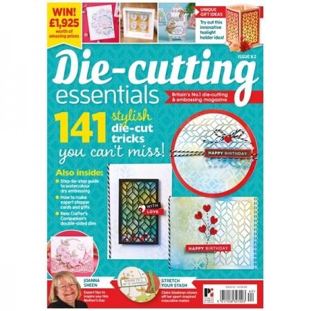 Die-cutting Essentials Issue 62