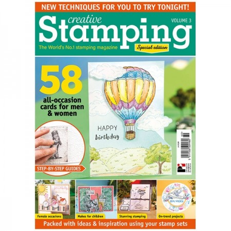 Creative Stamping Special Edition Magazine & Kit issue 03