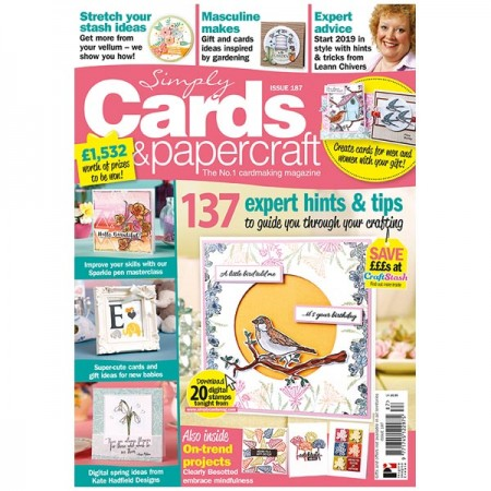 Simply Cards & Papercraft 164