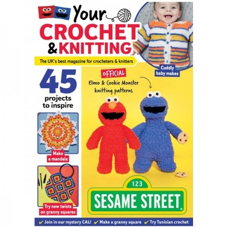 Your Crochet & Knitting Magazine issue 16