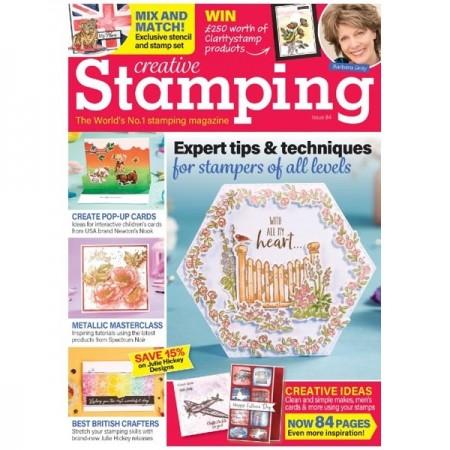 Creative Stamping Magazine issue 84