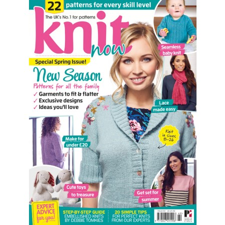 Knit Now 60 on sale