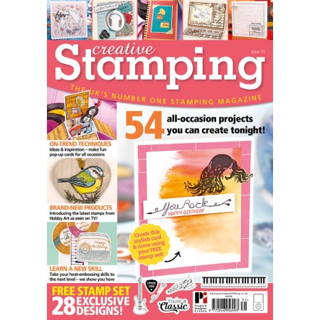 Creative Stamping 31