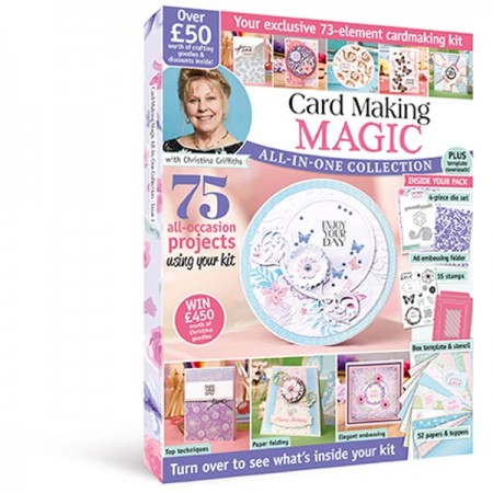 Card Making Magic All-In-One Collection 1