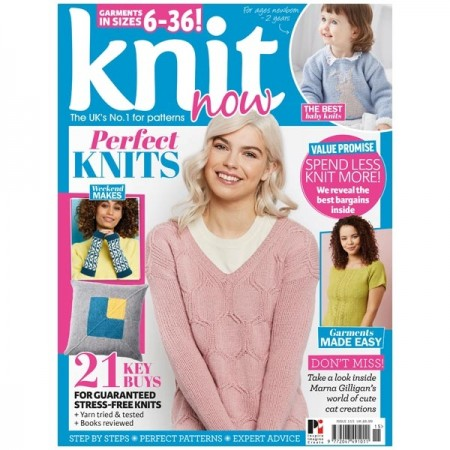 Knit Now Magazine Issue 115