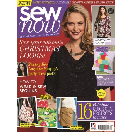 Sew Now - Issue 2!