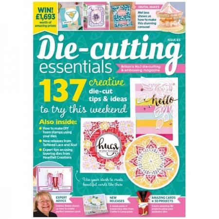 Die-Cutting Essentials Magazine issue 65
