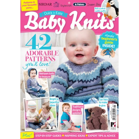Quick & Easy Knits for Baby
