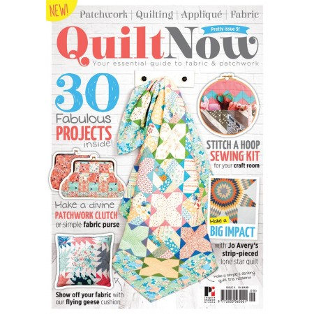 Quilt Now issue 9