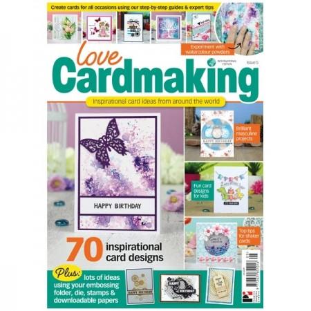 Love Cardmaking International Magazine issue 05