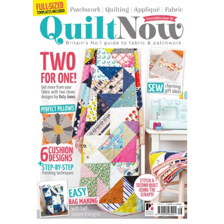 Quilt Now 16 on sale now