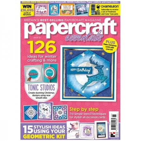 Papercraft Essentials Magazine #181
