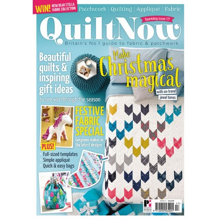 Quilt Now 17 on sale now