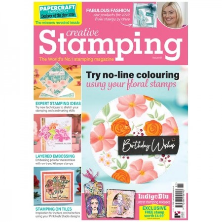 Creative Stamping Magazine Issue 81