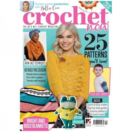 Crochet Now Magazine issue 54