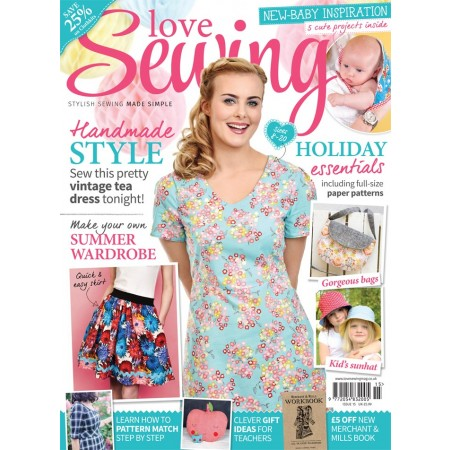Love Sewing issue 15