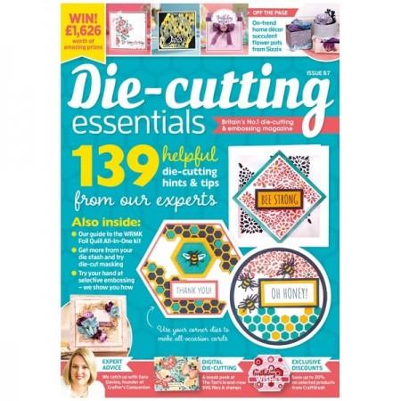 Die-Cutting Essentials Magazine issue 67