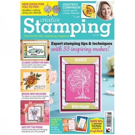 Creative Stamping Magazine #80