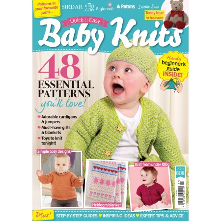 Quick & Easy Baby Knits!