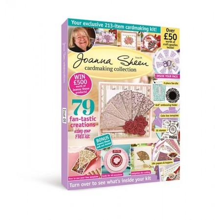 Designer Cardmaking: Joanna Sheen Special 2 - NOW ON SALE