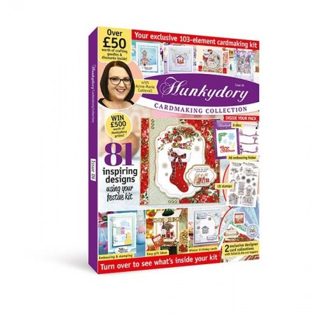 Hunkydory Cardmaking Collection Magazine & Kit #06