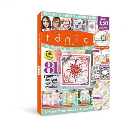 Tonic Studios Design Collection Magazine & Kit 7