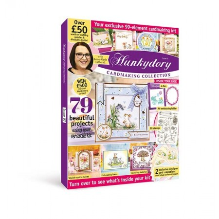 Hunkydory Cardmaking Collection Magazine & Kit #07