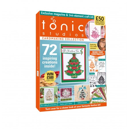 Tonic Studios Design Collection Magazine & Kit 10