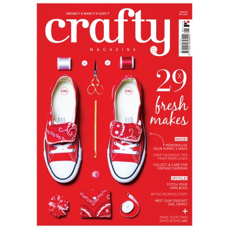 Crafty Magazine 1