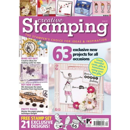 Creative Stamping 21
