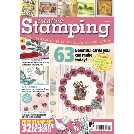 Creative Stamping 23