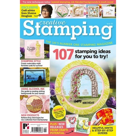 Creative Stamping 58