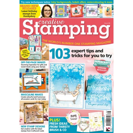 Creative Stamping Issue 66