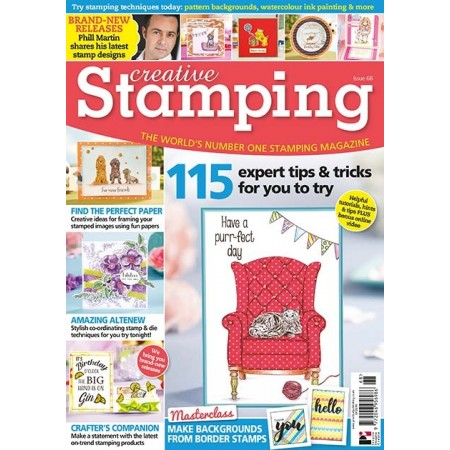 Creative Stamping Issue 68