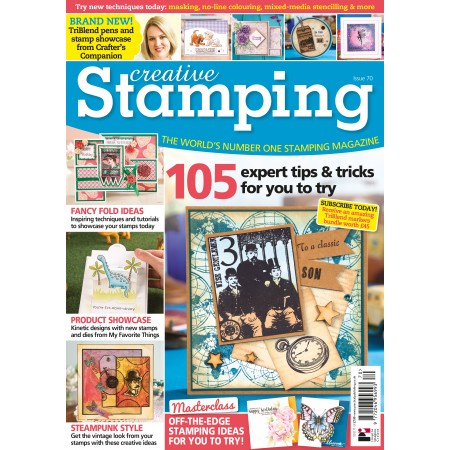 Creative Stamping Issue 70