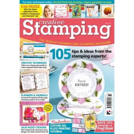 Creative Stamping Issue 73